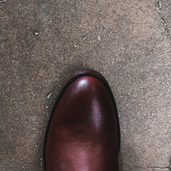 RUJO Boots - Cooper Brown Top Toe Photo