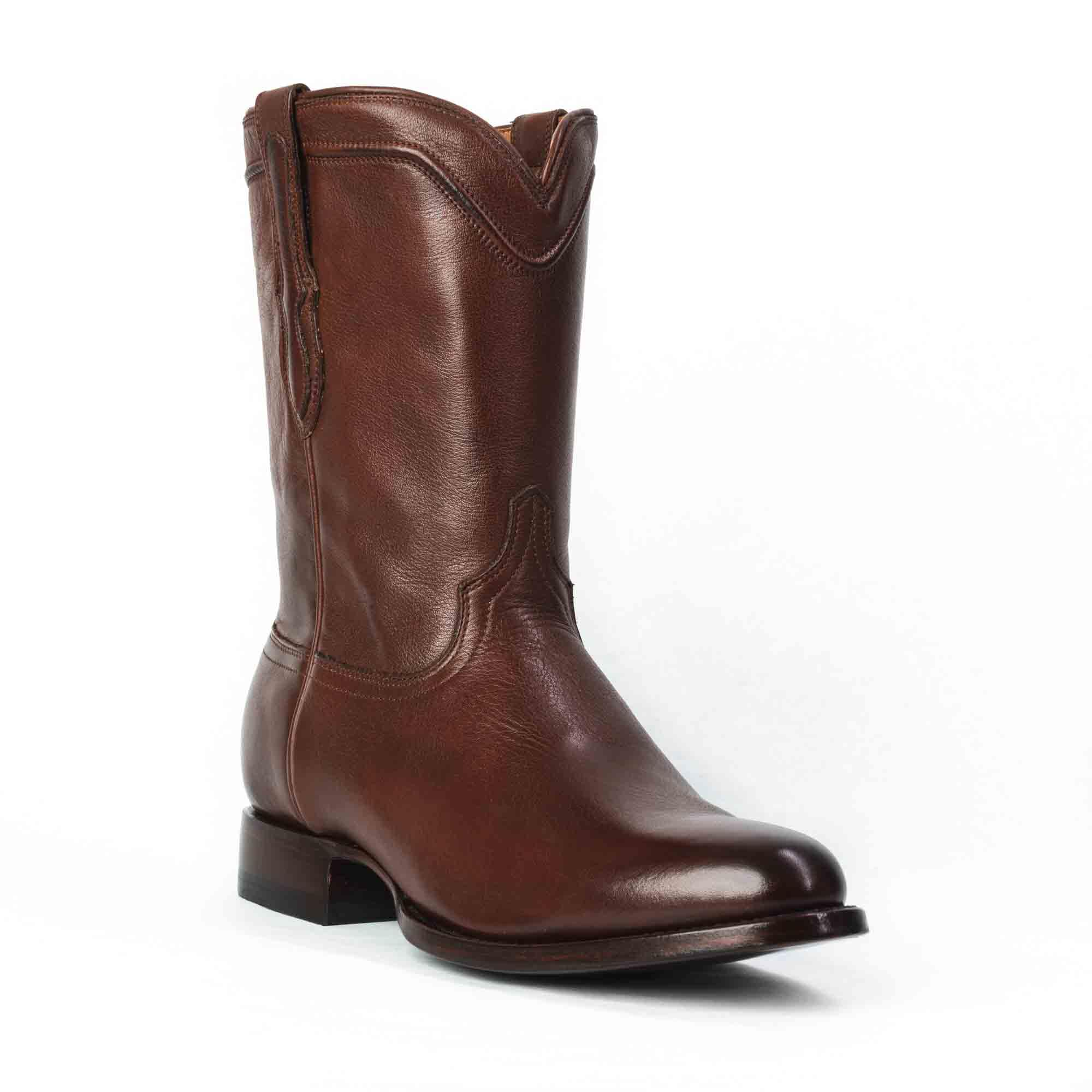 The Cooper Single - Mens - Brown-min