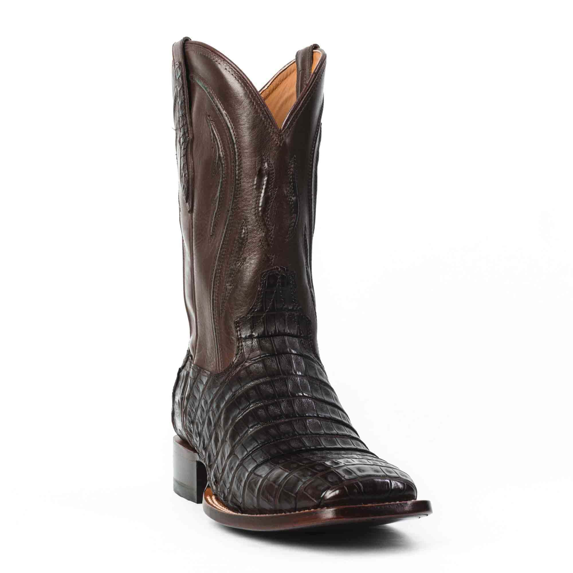 The Roscoe Single - Mens - Brown-min
